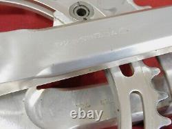 1970's Campagnolo 1049 Nuovo Record Strada Crank Set 52/42 x 172.5 x 144 mm BCD