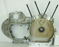 1996 Harley Davidson Sportster XLH 1200 Engine Crank Cases Set Right Left OEM xl