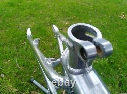 1998 GT Speed Series Team Elite BOX 20 BMX FRAME and Elite Crank Set Overdrive