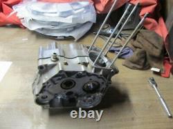 2003-05 Honda CRF150F CRF 150 Engine Crank Cases Block L & R Set 11100-KPS-900