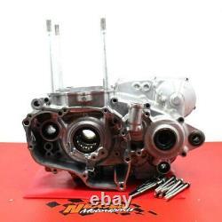 2005 Honda Crf450r Left Right Engine Motor Crankcase Crank Cases Set