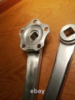 401.0 Vintage Ta Specialites 5 Bolt 170l Crank Set