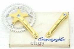Campagnolo C-Record 24k Gold Colnago C35 Crank-Set