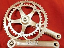 Campagnolo C-Record Crank Set 53/39 x 172.5 x 135 mm BCD with 7 mm Self Extractor