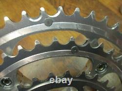 Campagnolo Racing T 170l 52/42/30t Crank Set & English Bottom Bracket