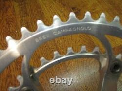 Campagnolo Record 172.5l 135 Bcd 53/39t As Crank Set & English Bottom Bracket