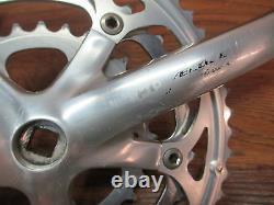 Campagnolo Veloce Square Taper 10 Speed 170 52/42/30 Triple Crank Set English Bb