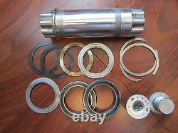 Cannondale Hollowgram Si 53/39 175 Crank Set Complete Bb30 Bearings Spindle
