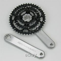 Cannondale Hollowgram Si MTB Crank Set, 3x9 Speed, 175mm, BB30