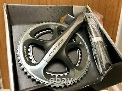 Cult NEW Shimano Dura Ace 7900 HollowTech Kurbelgarnitur Crankset 180 39-53 BOX