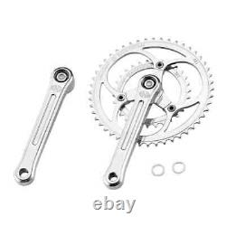 Dia-Compe ENE Ciclo Crank Set 170mm 48t/36t -Polished Vintage style