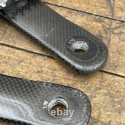 FSA Carbon Fiber Crank Set Team Issue Double Road 170mm