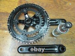 Fsa Vero 172.5 110 Bcd 52/38t 10sp Crank Set & Bb-7420 Bottom Bracket