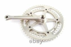 NOS 1980's Campagnolo Gran Sport Road/Touring Bicycle Crank Set 53/42 Rings VTG