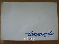 NOS NIB Campagnolo C-Record Century Kurbeln Crankset 172,5 mm BNIB boxed