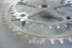 NOS/NIB Campagnolo SUPER RECORD Crank Set 170mm 52t 42t 1985-1986 Vintage
