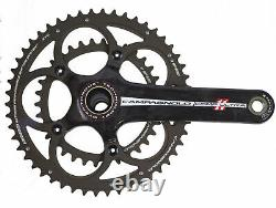 New 2016 Campagnolo Comp Ultra Over-Torque 11 Speed Crank set 170mm 39/53