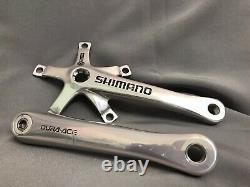 Nice (NOS) SHIMANO DURA ACE FC-7701/7703 crank set Kurbelgarnitur 175 OCTALINK