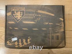Primo SGT Crank Set NOS 170mm BMX Polished BOXED 7075 t6 Aluminium Snafu Redline