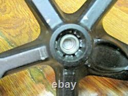 RITCHEY WCS 172.5L 5 BOLT 130BCD 48/38T CYCLOCROSS CRANK SET & 68x118 ENGLISH BB