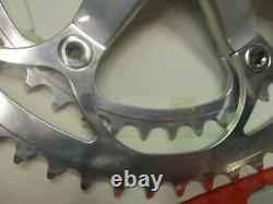 Rare Nos Edco Competition 172.5l 130 Bcd 53/42t Square Taper Crank Set