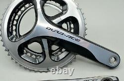 SHIMANO DURA-ACE FC-9000 Crank Set 50/34t 11 Speed Road Bike 172.5mm Double