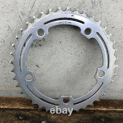 SR Super Custom Crank Set 80s Old School BMX Road Single 40t