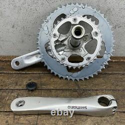 Shimano Crank Set FC-R600 17mm Double 9s 10s Cranks Road Bike SG-X