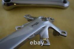 Shimano Deore LX FC-M550 crank arm set 170mm BCD 110 & 74 triple Alumin vintage