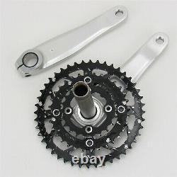 Shimano Deore XT FC-M760 Crank Set, 175mm, 3x9 Speed, Hollowtech II