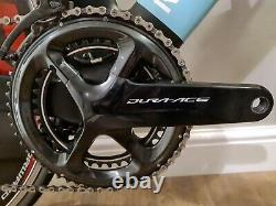 Shimano Dura Ace 9100 Chainset Crank set 53x39 170mm