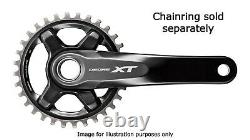 Shimano FC-M8000 Deore XT crank set without ring