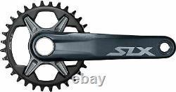 Shimano SLX FC-M7100 Bike Crank Set Without Ring 12 Speed 52 MM Chainline 175 MM