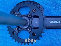 Shimano Saint Fc M810-2 M815 170mm Crank Set 36t Sm-cd50 Smcd Chain Guide Iscg