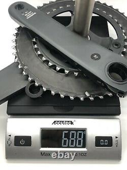 Shimano ULTEGRA R8000 FC-R8000 11-speed 110mm BCD 50/34 175mm Compact Crank Set