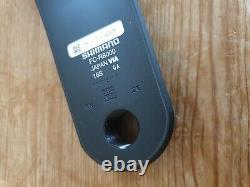 Shimano Ultegra FC-R8000 165mm Crank Arm Set New Please Read Discription