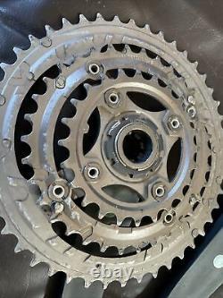 Shimano XTR FC-M952 Crank Set, 3x9 Speed, 175mm, Octalink V1
