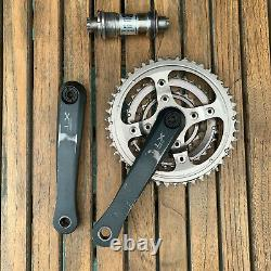 Shimano XTR M950 175mm Cranks Crankset with Bottom Bracket Crank Set Mountain Bike