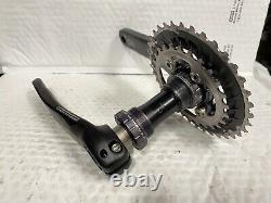 Shimano XT 2x11 Crank Set 175mm FC-M8000 26-36T W. Wheels Mfg BSA BB 73mm