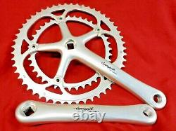 XLNT Campagnolo Record 9/10 speed FC00-RE10 53/39 Crank Set 172.5 x 135 mm BCD