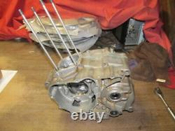 2003-05 Honda Crf150f Crf 150 Boîtes De Cran Moteur Bloc L & R Set 11100-kps-900