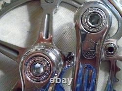 Campagnolo Vinture Super-record Crank Set, 170mm, 53/42t, Vgc