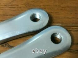 Deore Xt Crank Set Fc-m730 175mm 46t-36-24 Shimano Vintage