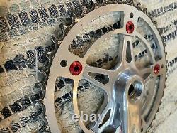 Diacompe Gran Compe Classico Crank Set Vélo Vélo Piste En Aluminium