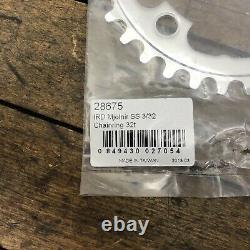 Ird Mjolnir Crank Set Nos Vintage Square Taper Single Bmx Fixie 175mm Ao1