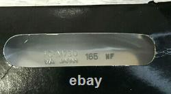 Nos Deore Xt Crank Set Fc-m730 165mm 48t-38-28 Shimano Vintage