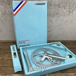 Nos Stronglight Crank Set 200lx 200 LX Vintage Square Taper 170mm