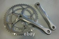 Nos Superb Pro Crank Set Cw-sb10 175mm 53t 38t Fin 1980-début 1990