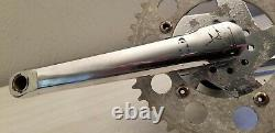 Rare Diamondback Reactor 180 2 Pc Jeu De Manivelle 44 Chaîne Et Araignée École Moyenne Bmx