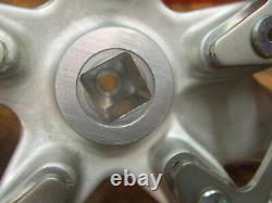 Rare Nos Edco Competition 175l 110/74 Bcd 46/36/26 Triple Square Taper Crank Set